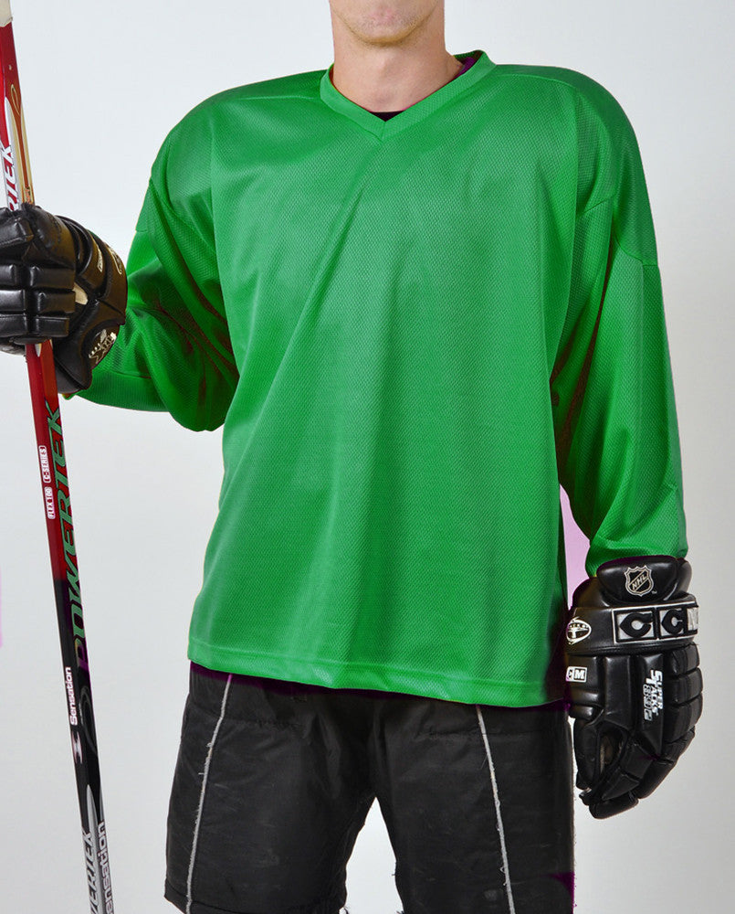 Firstar PPJ-1 Rink Hockey Jersey (Kelly Green)