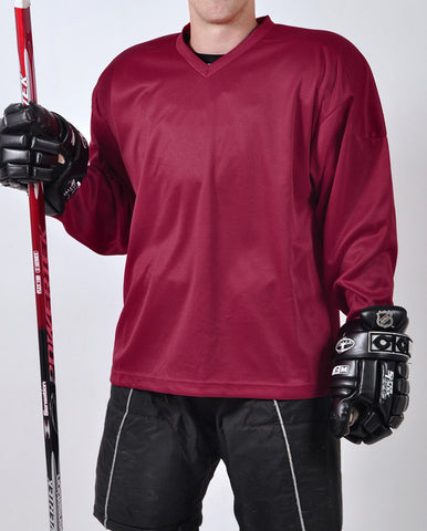 Firstar PPJ-1 Rink Hockey Jersey (Maroon)