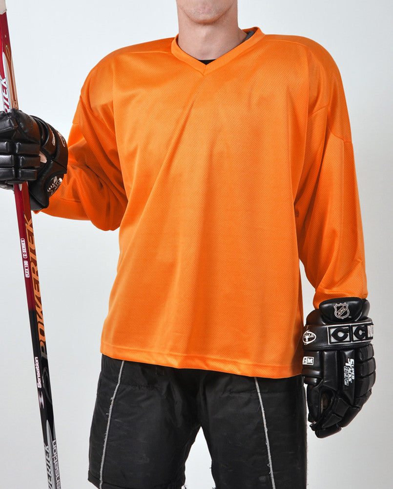 Firstar PPJ-1 Rink Hockey Jersey (Orange)