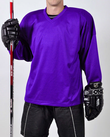 Firstar PPJ-R Rink Hockey Jersey (Purple)