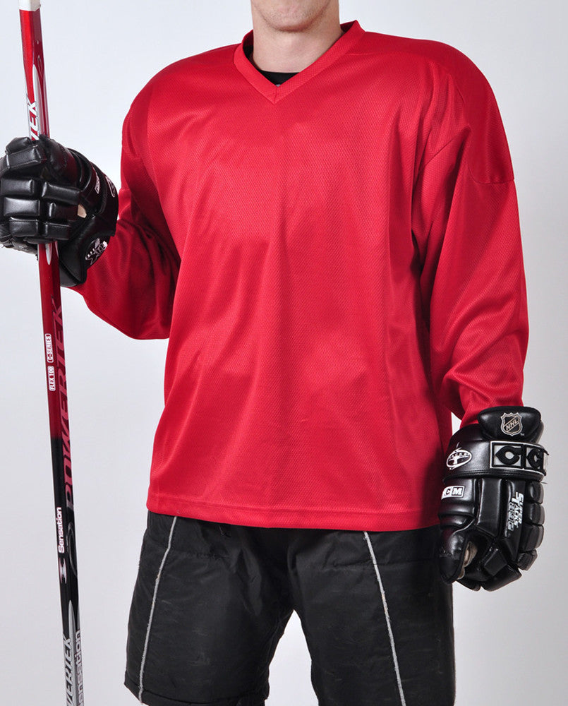 Firstar PPJ-R Rink Hockey Jersey (Red)