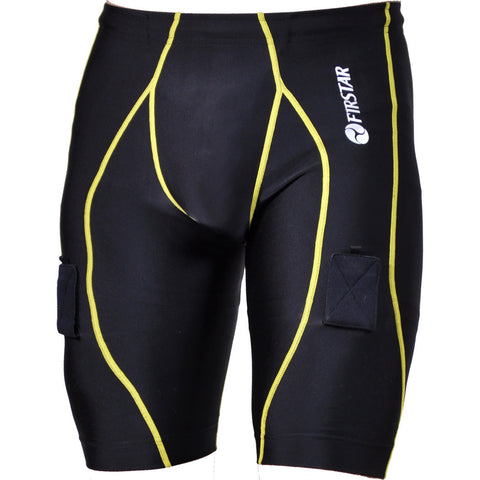 Firstar T3 Sniper Junior Compression Shorts With Pro Cup