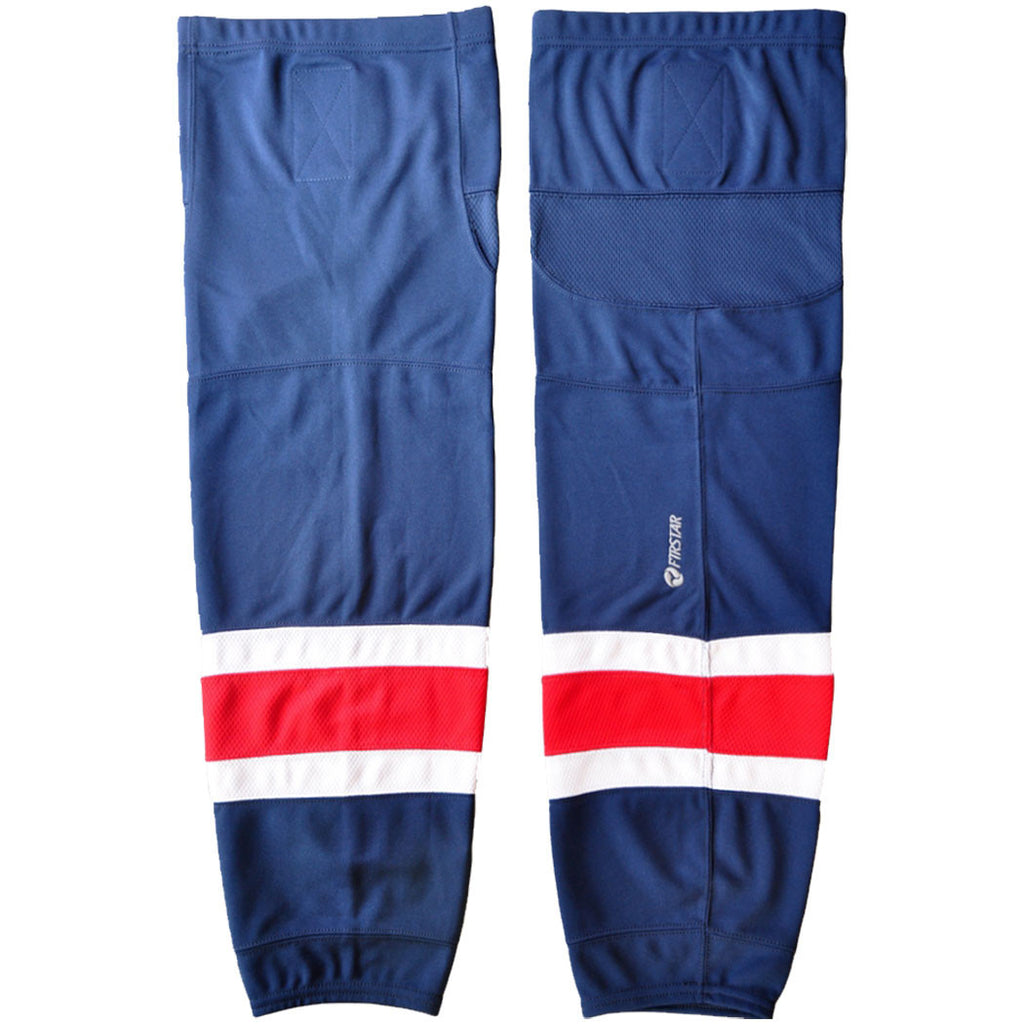 Firstar Stadium Pro Hockey Socks (Washington Capitals)