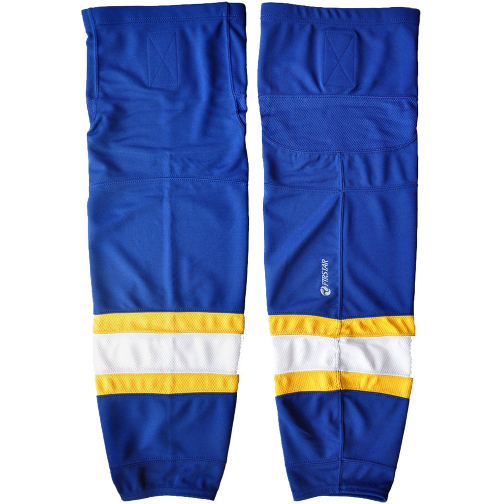 Firstar Stadium Pro Hockey Socks (St. Louis Blues)