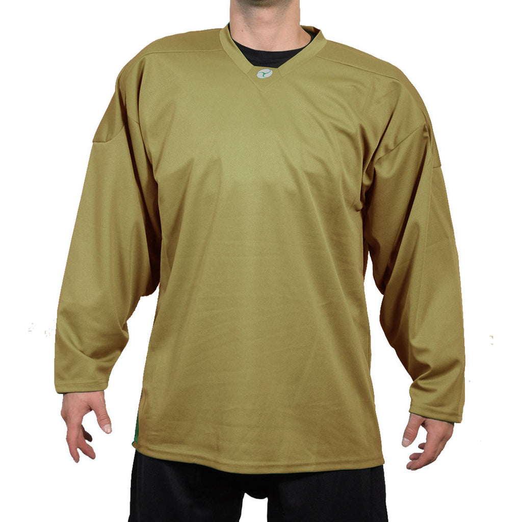 Firstar PPJ-1 Rink Hockey Jersey (Vegas Gold)