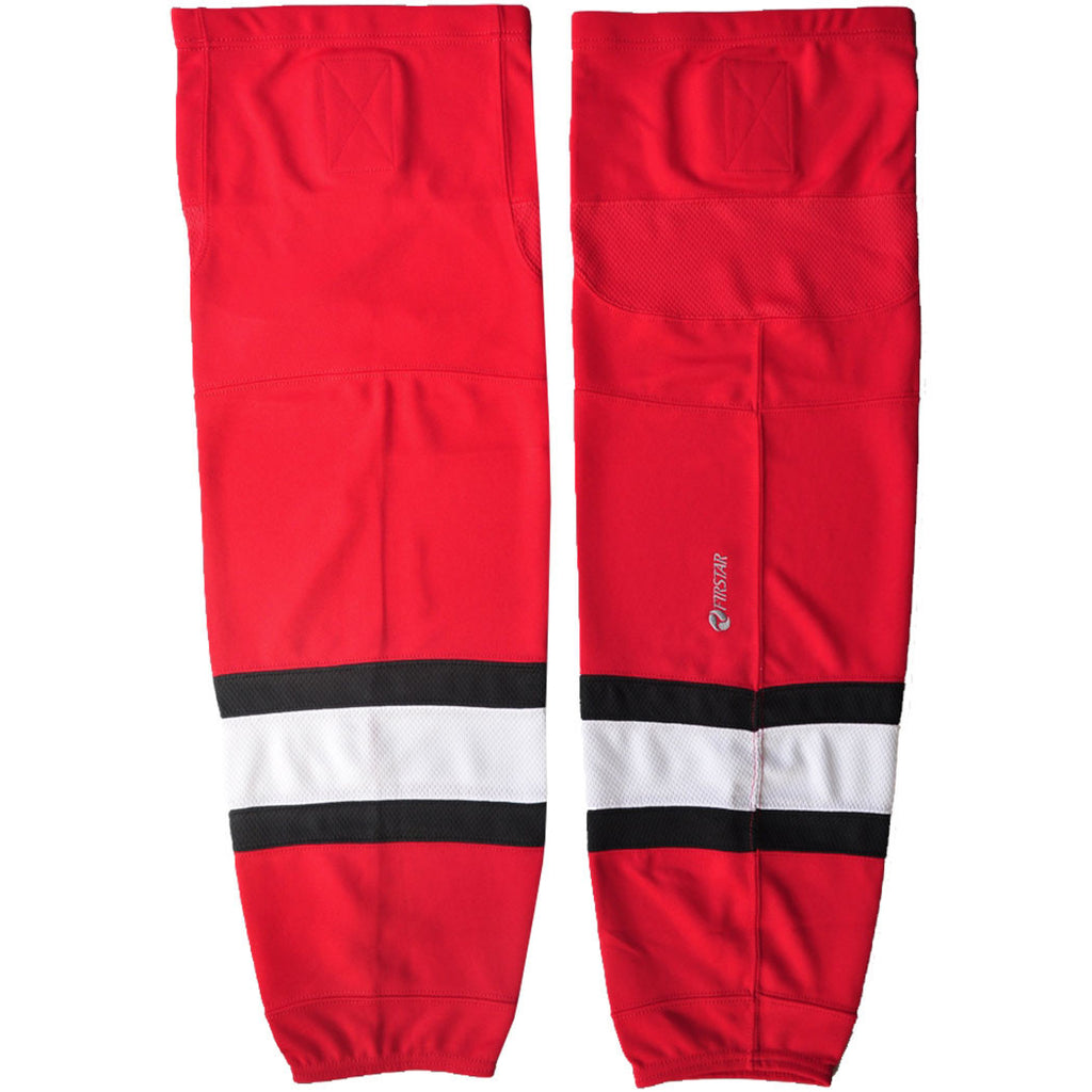 Firstar Stadium Pro Hockey Socks (Carolina Hurricanes)