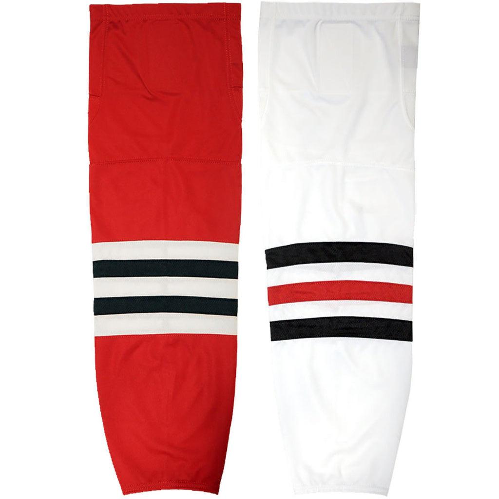 Firstar Stadium Pro Hockey Socks (Chicago Blackhawks)