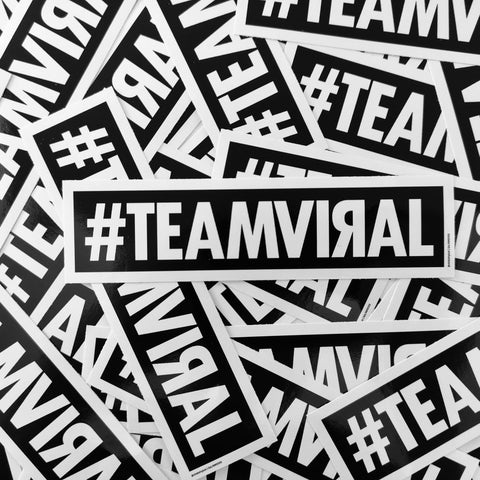 #TEAMVIRAL sticker