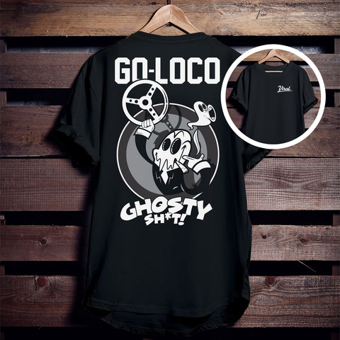 GHOSTY 'double sided' Tee