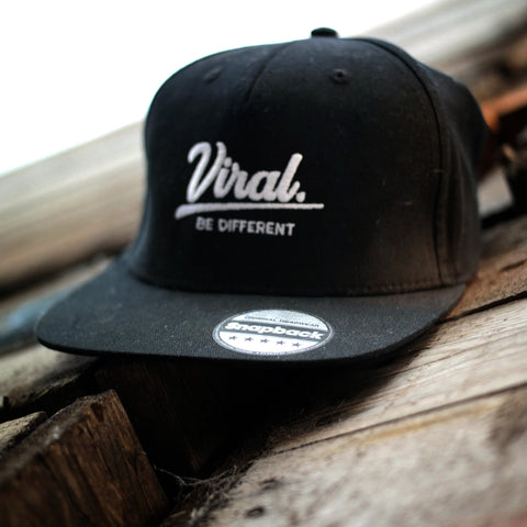 Pressed Logo Viral Hat [2 designs]