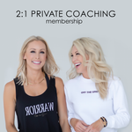 2:1 Private Coaching | Monthly Membership