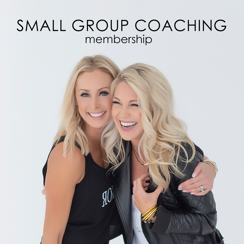 Small Group Coaching | Monthly Membership