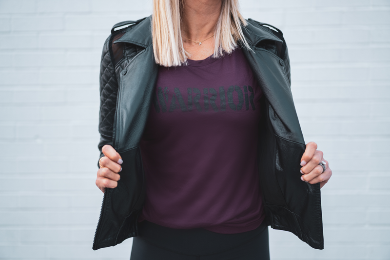 Load image into Gallery viewer, Warrior Maroon Tank