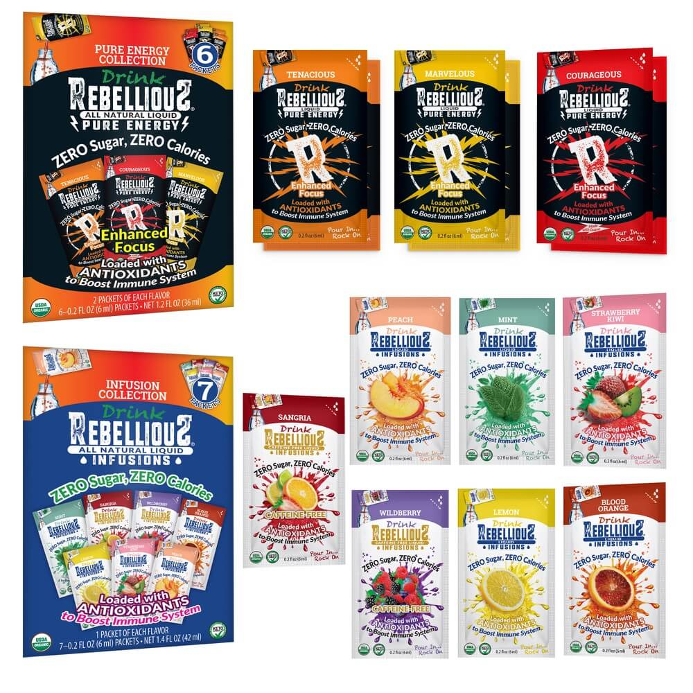 7-pack Rebellious Infusion Collection plus 6-pack Pure Energy Collection.jpg