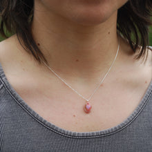 Load image into Gallery viewer, Coral Berry Necklace