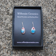 Load image into Gallery viewer, Azure Berry Earrings