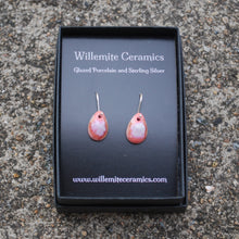Load image into Gallery viewer, Coral Berry Earrings