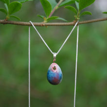 Load image into Gallery viewer, Azure Berry Necklace