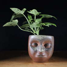Load image into Gallery viewer, Peaceful Small Wood-fired Face-Planter