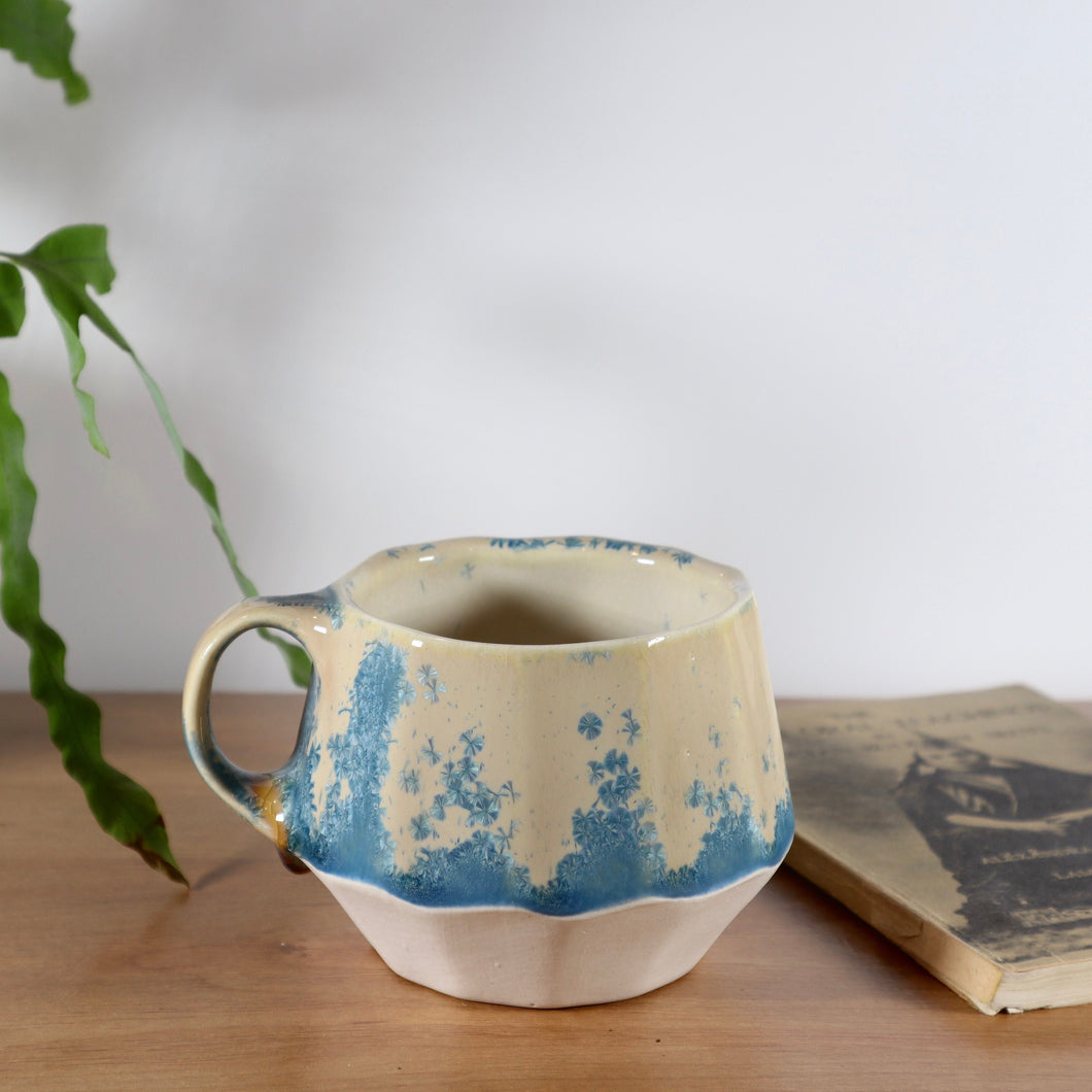 Faceted Mug (12oz)