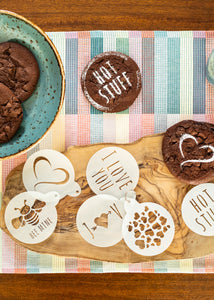 Baking & Coffee Stencils