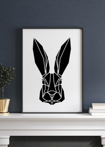 animal-stencil-hare-print-artwork
