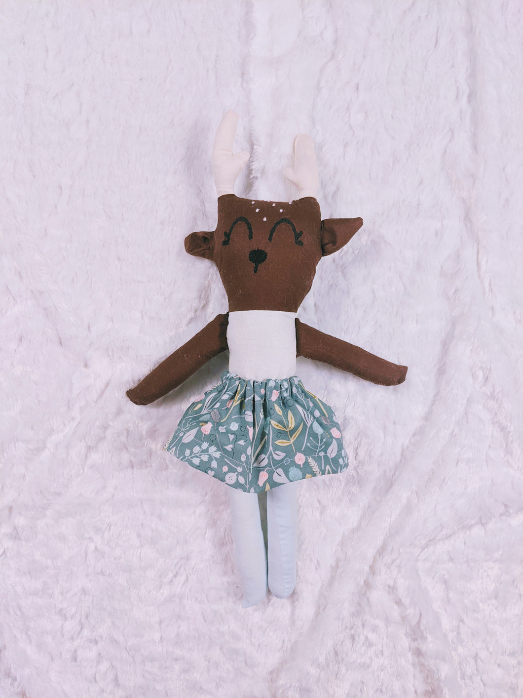 Gretel the deer doll