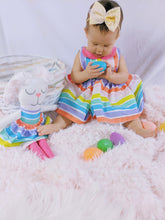 Load image into Gallery viewer, matching rainbow doll