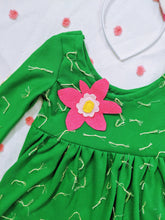 Load image into Gallery viewer, cactus inspired dress