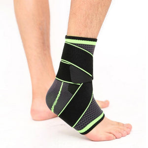 Sports Ankle Brace Compression Strap Sleeves