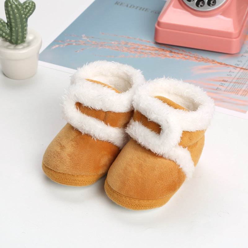 💥Warm winter baby walking boots【BUY 2+ GET 20%off】