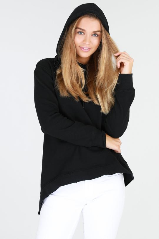 3RD STORY KENDALL SWEATER BLACK - 3RD STORY KENDALL SWEATER BLACK - Ebony Boutique NZ
