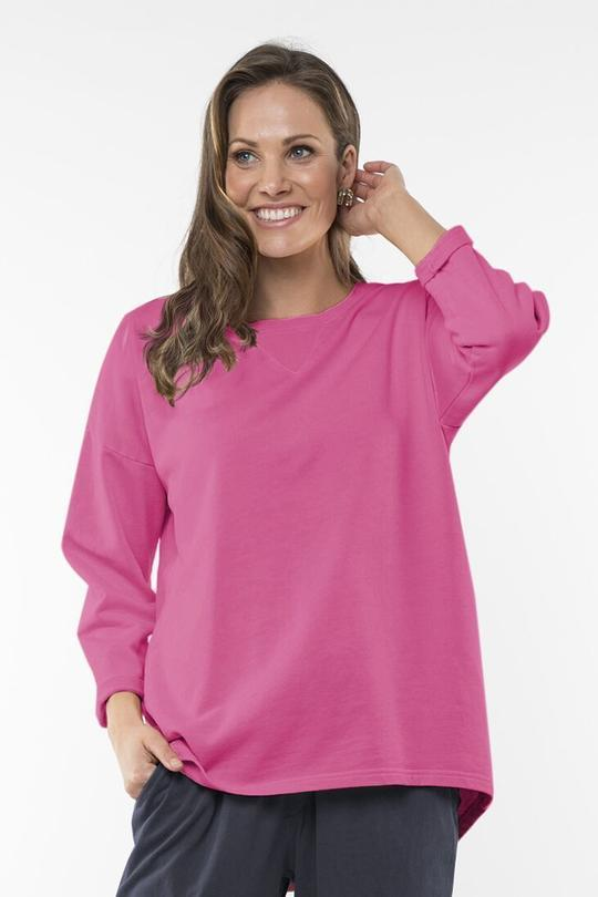 ALICE CREW FUCHSIA - ALICE CREW FUCHSIA - Ebony Boutique NZ