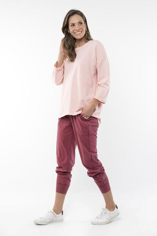 ALICE CREW PINK - ALICE CREW PINK - Ebony Boutique NZ