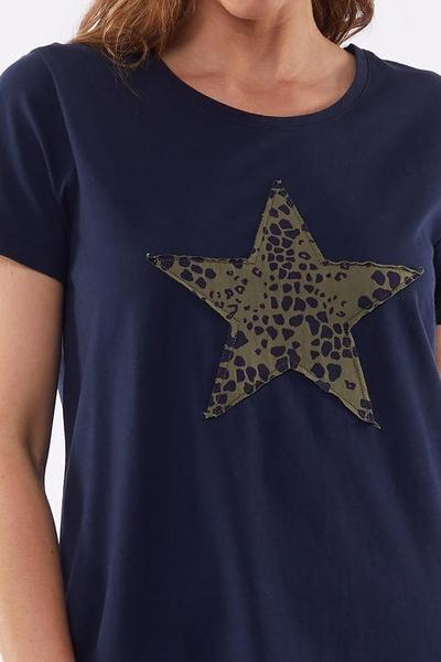 ALL STAR TEE - ALL STAR TEE - Ebony Boutique NZ