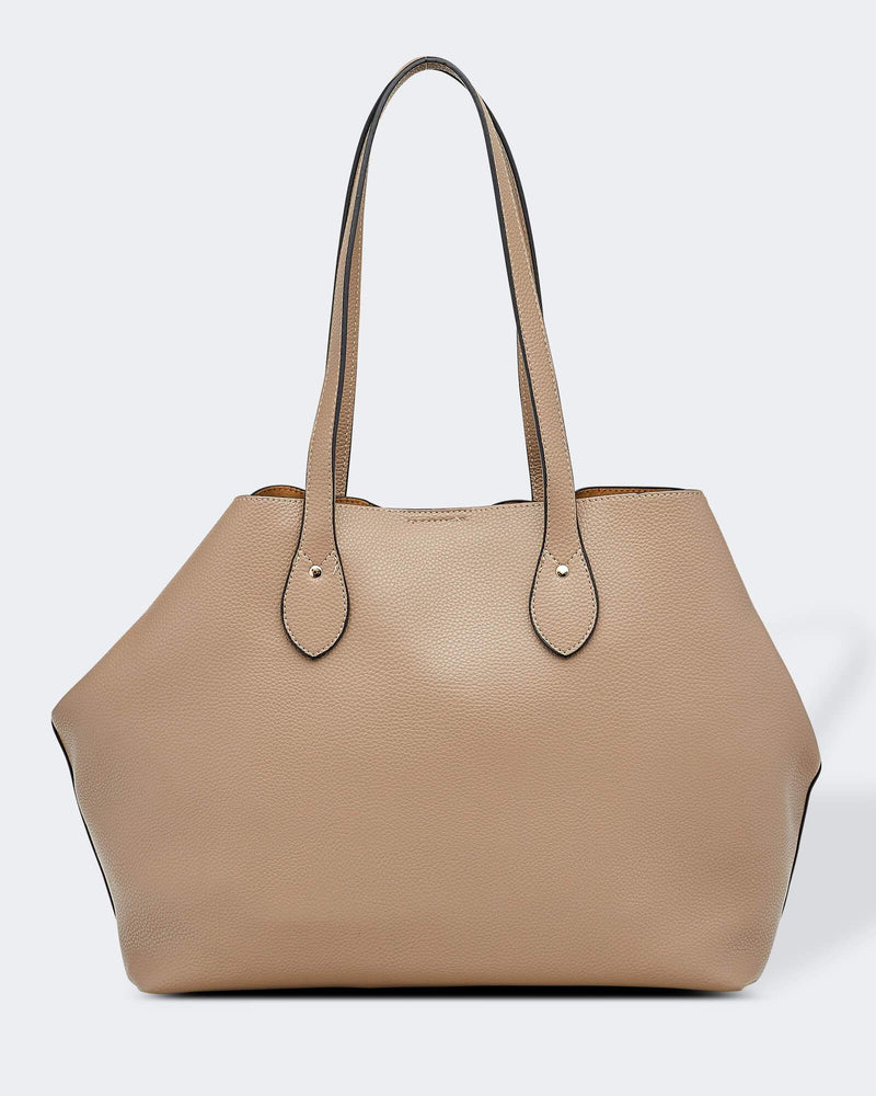 BICKLE BAG TAUPE - BICKLE BAG TAUPE - Ebony Boutique NZ