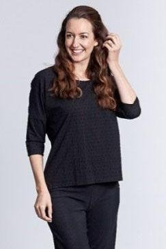 COTTON DOBI TOP - No image set - Ebony Boutique NZ