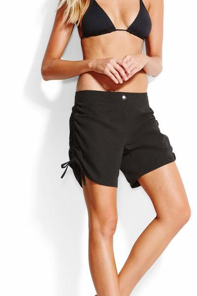 DRAWSTRING BOARDSHORT - DRAWSTRING BOARDSHORT - Ebony Boutique NZ