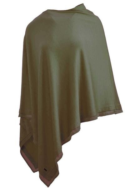 EASY STYLE LAYER - EAA579 shown in Olive - Ebony Boutique NZ