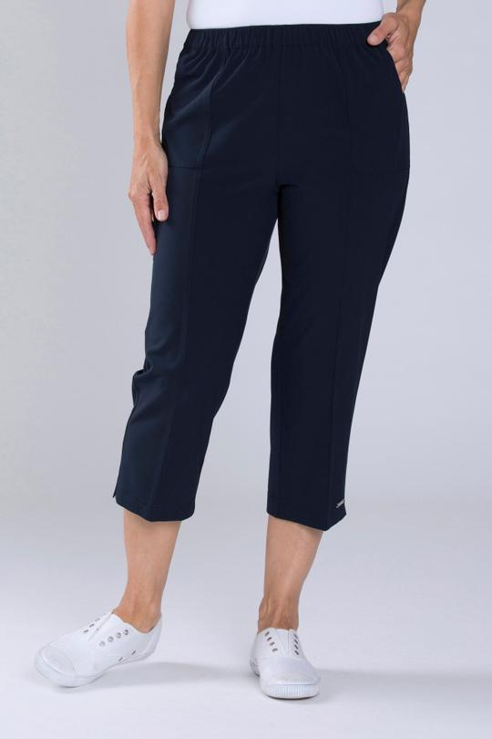 EUREKA 3/4 PANT - BP45538 - Ebony Boutique NZ