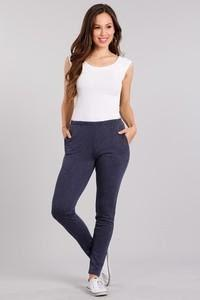 FRENCH TERRY PANTS WITH POCKETS - FRENCH TERRY PANTS WITH POCKETS - Ebony Boutique NZ