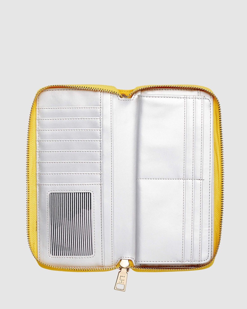JESSICA WALLET LEMON - JESSICA WALLET LEMON - Ebony Boutique NZ