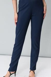 PENCIL PANT - Dark Navy - Ebony Boutique NZ
