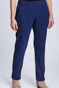 PENCIL PANT - Navy - Ebony Boutique NZ