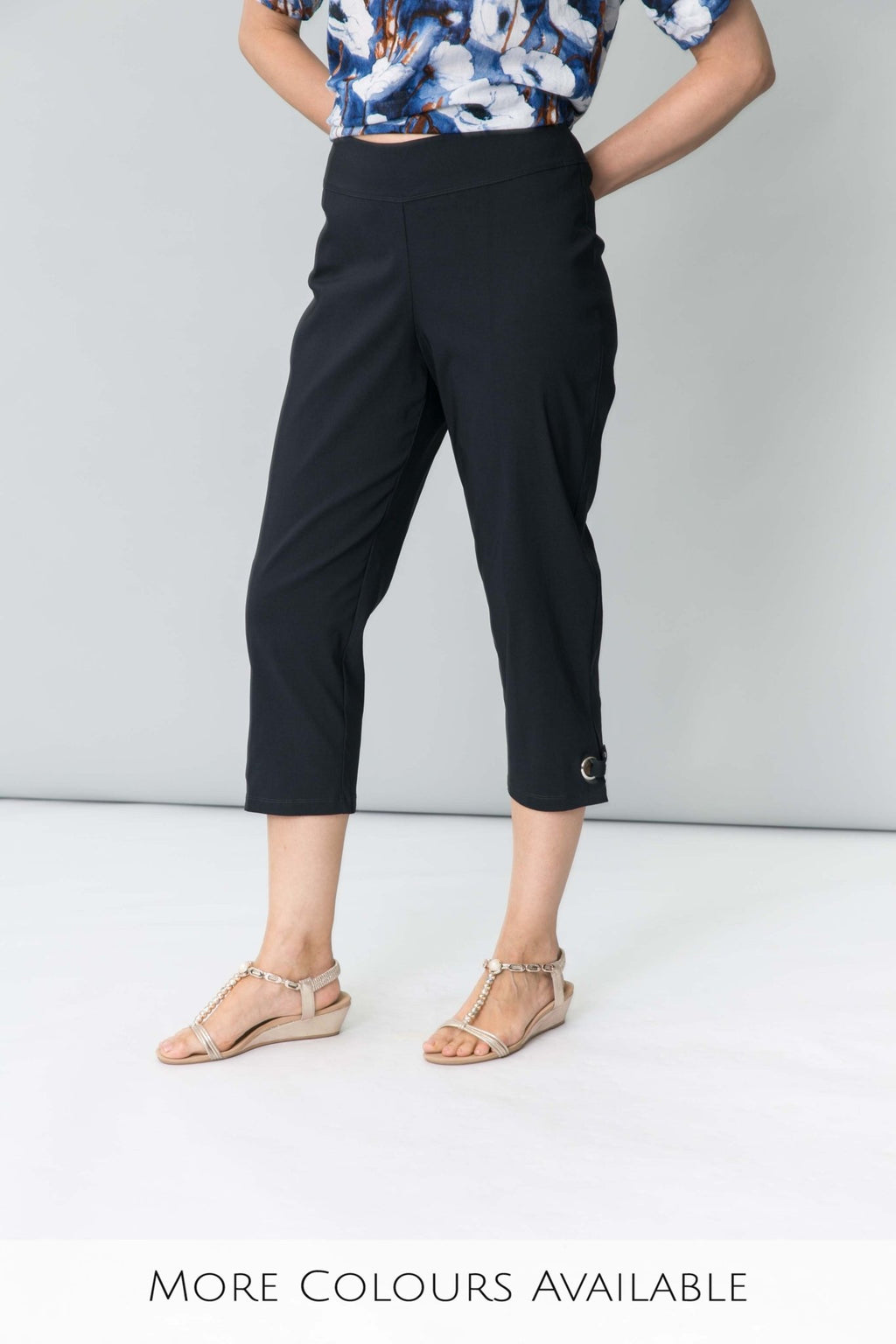 PRAIRIE PANT - CSHCCP22765 in Navy - Ebony Boutique NZ