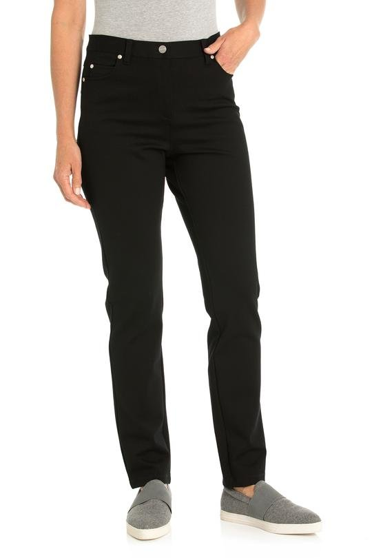 PULL ON JEGGING - YT19W8641 - Ebony Boutique NZ