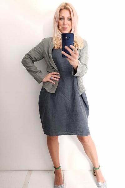 RAGLAN JACKET FOREST - RAGLAN JACKET FOREST - Ebony Boutique NZ