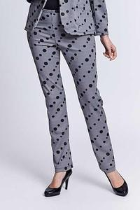 SPOT CHECK PANT - No image set - Ebony Boutique NZ