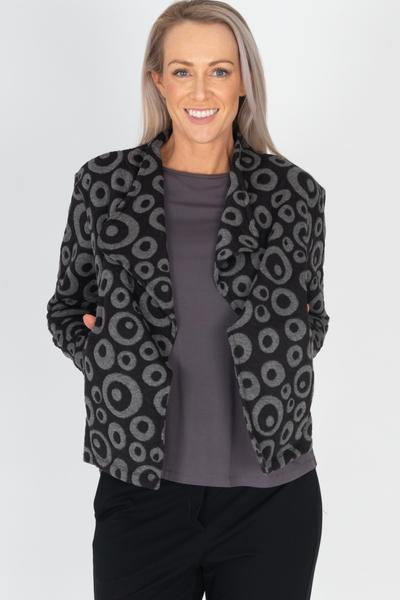 SPOT JACKET - No image set - Ebony Boutique NZ