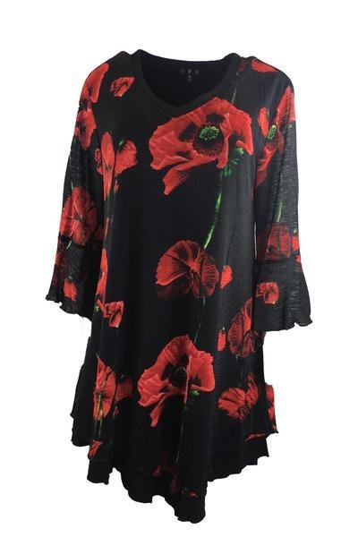 TUNIC TOP - No image set - Ebony Boutique NZ